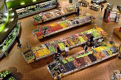 Цените на храните в света са се понижили през декември