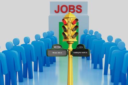 Новорегистрираните безработни са 20 260 лица Продължава да намалява броят