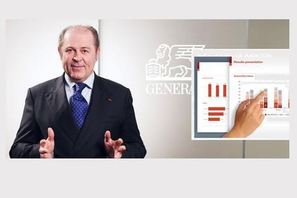 Нетната печалба достигна над 2,1 млрд. евро Оперативните резултати на