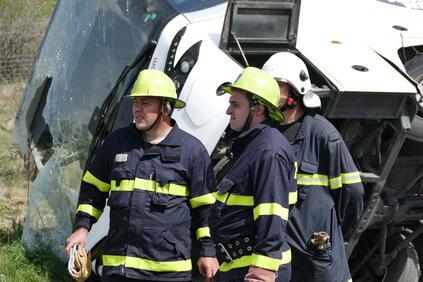 Катастрофиралият автобус е застрахован в ЗД