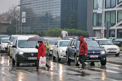 Шофьорът има право да управлява на територията на Румъния 15
