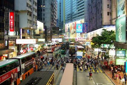 Столичният булевард Витоша се изкачи на 47-о място сред най-скъпите