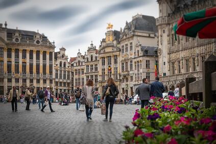 В страната са регистрирани 700 събития, свързани с тероризъм Белгийската