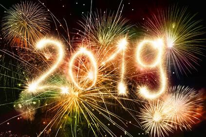 Снимка: Честита Нова 2019 година