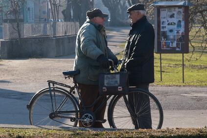 Снимка: Започна изплащането на януарските пенсии