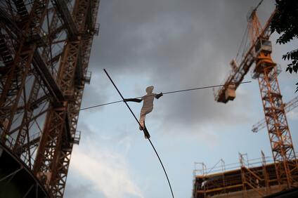 Снимка: Основните рискове на 2019 та търговските войни природните бедствия и кибератаките