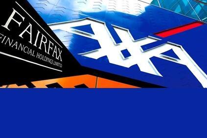 От своя страна канадският финансов гигант Fairfax разшири присъствието си